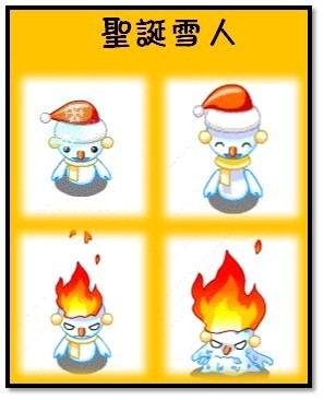 圣诞雪人变身超可爱新宠啦!